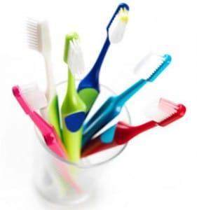 Igiene dentale vari spazzolini