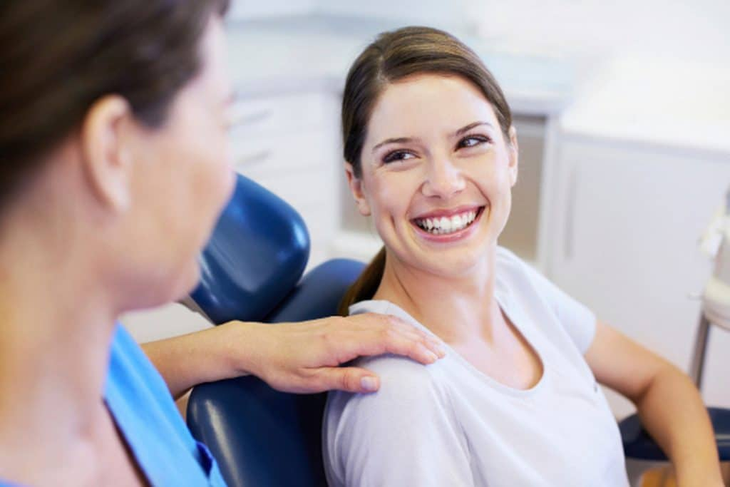 Una visita dal dentista