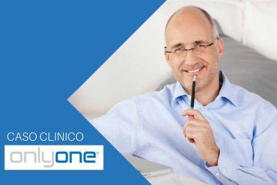 caso clinico implantologia estetica